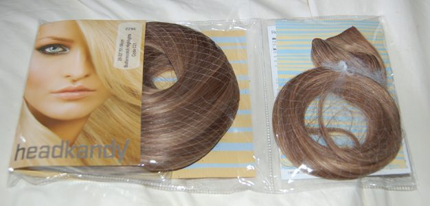 Review hk hair extensions in deluxe butterscotch highlights 20 22 the first thing i really loved about these extensions was how they had done the packaging often with extensions you need to get them out to see if they pmusecretfo Image collections