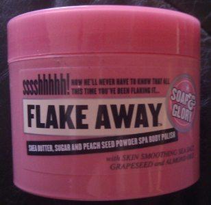 Soap & Glory's Flake Away