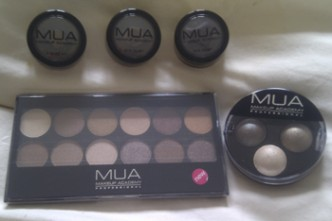 MUA (Makeup Academy) Goodies
