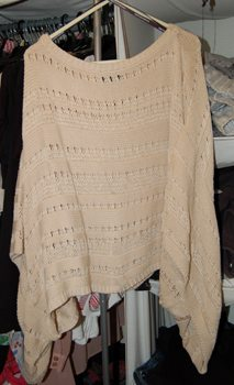 Warehouse Lacy Kimono Sweater/Jumper