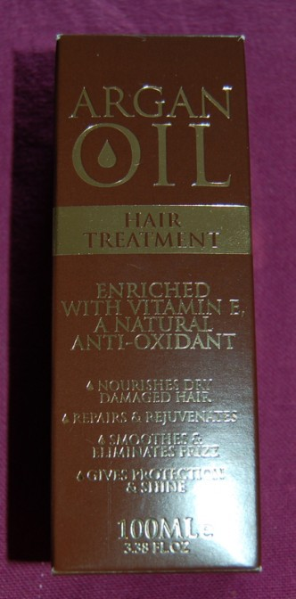 Proclere Argan Oil Hair Treatment