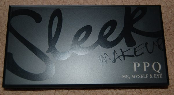 Review: Sleek PPQ Me, Myself and Eye Palette Limited ...