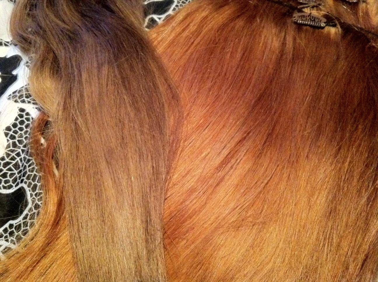 Tutorial What Happens When You Bleach Hair Extensions