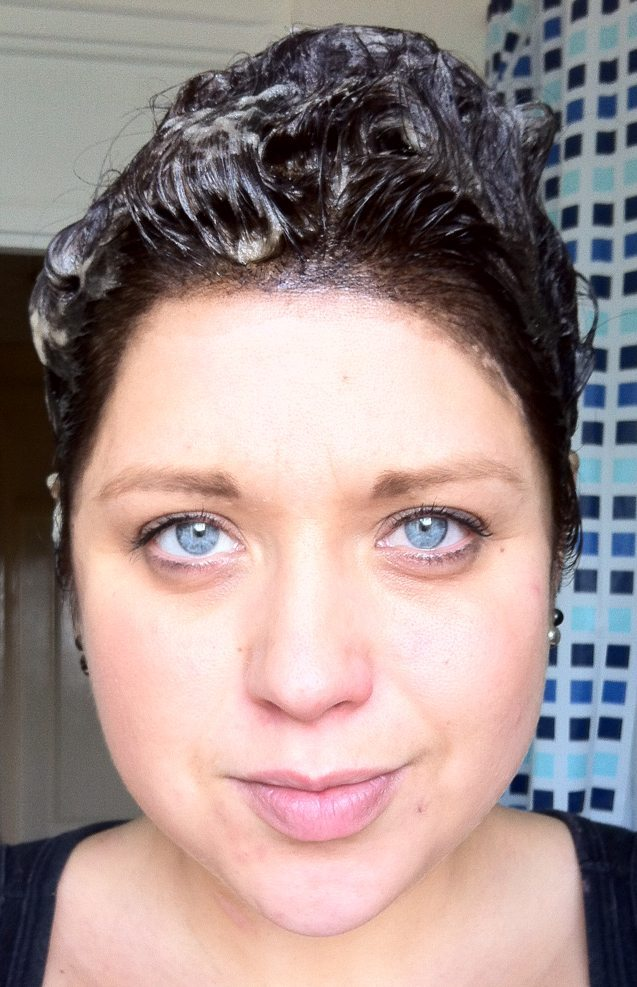 Review John Frieda Precision Foam Colour In 4n Natural