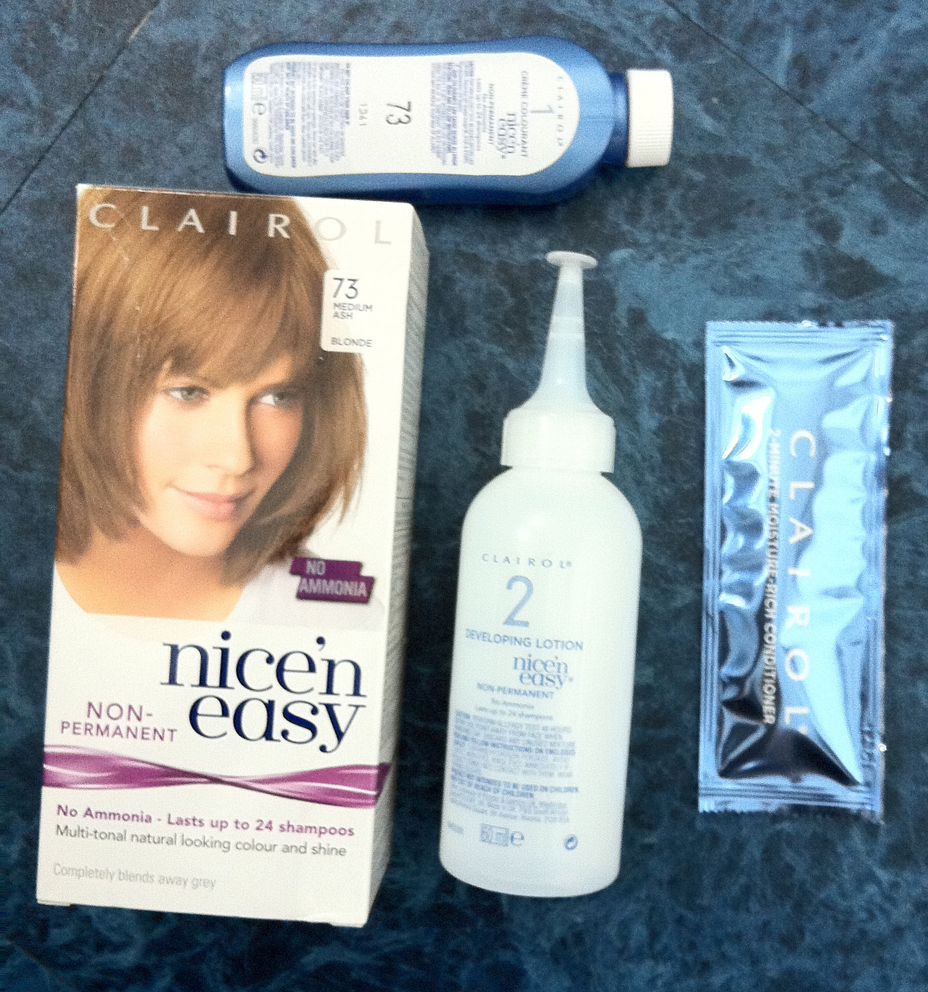 Clairol nice 'n easy frost & tip maximum blonde highlights reviews.