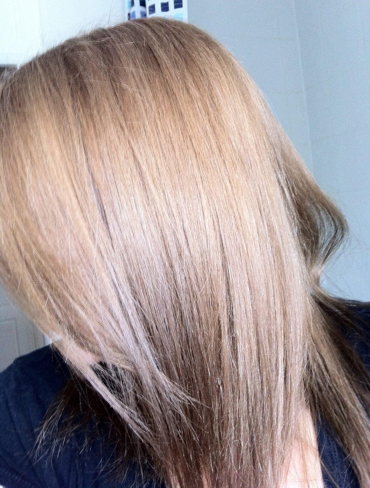 Semi Permanent Hair Color Blonde 39