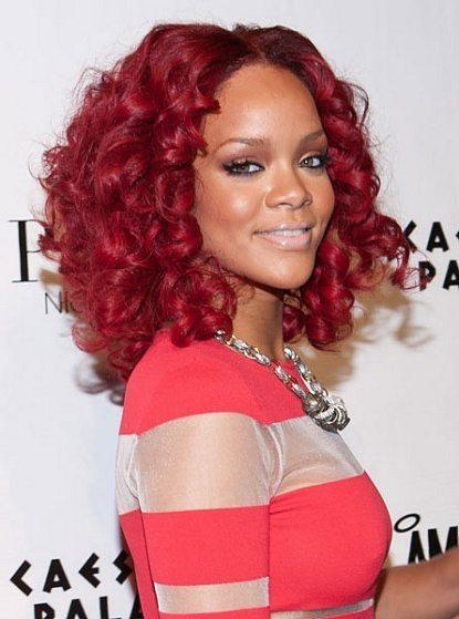 Redhead Ringlets 75