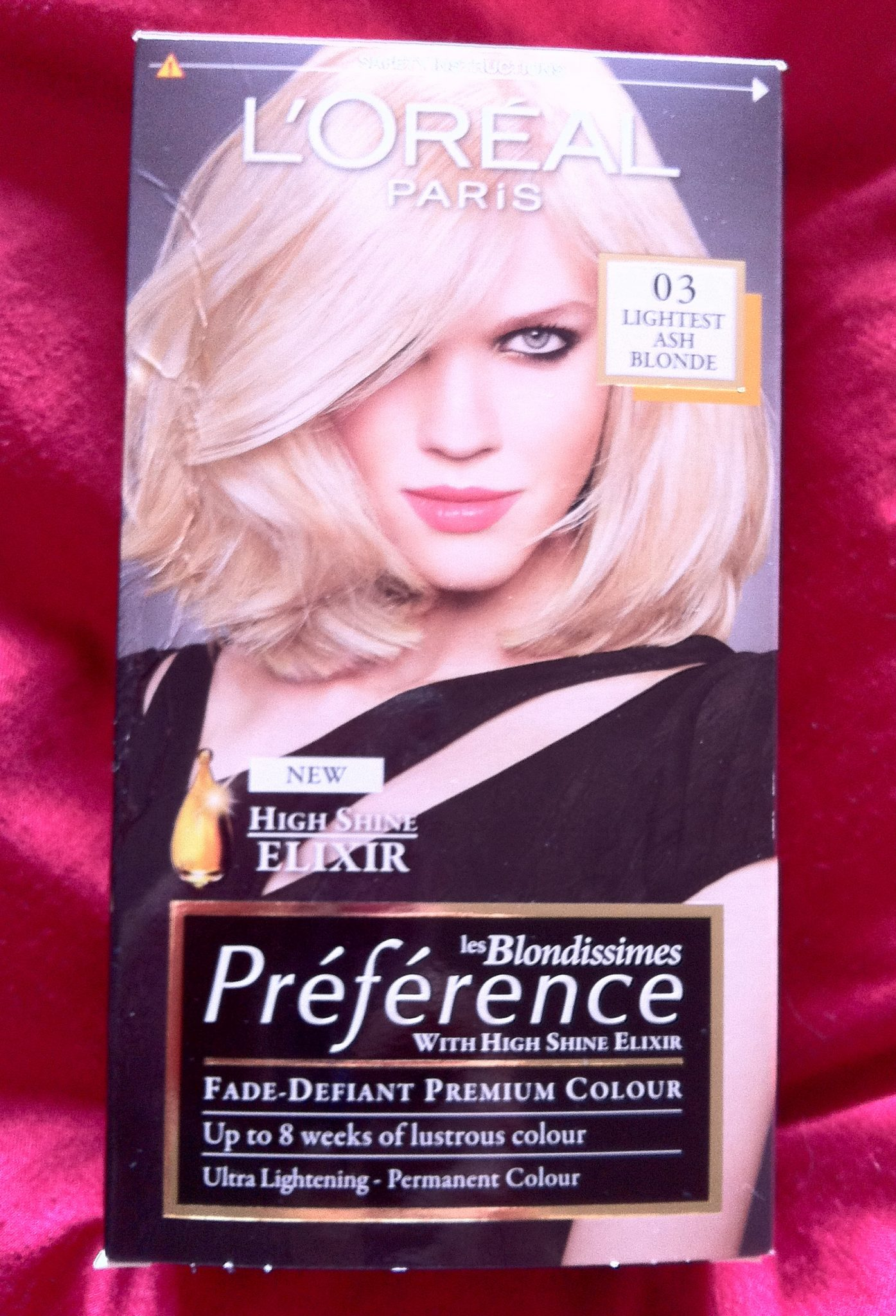 Oreal Preference Blonde Review