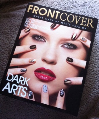 Review: Frontcover Dark Arts