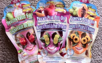 Review: Montagne Jeunesse Exotic Fruits collection