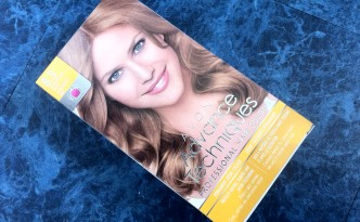 Review: Avon Advance Techniques Professional Hair Colour - 8.3 Medium Golden Blonde
