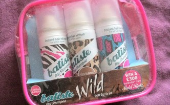 Batiste Wild Party Trio Limited Edition