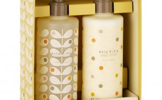 Orla Kiely Fig Tree Handwash & Lotion Gift Set £28.00