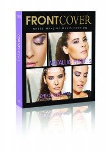 Frontcover Metallic Pastels Eye Collection £22.00