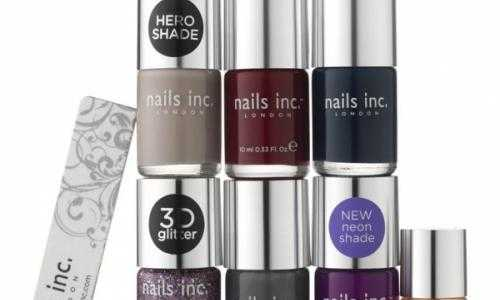 Nails Inc the-runway-collection