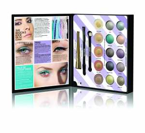 Frontcover Metallic Pastels Eye Collection