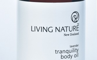 Living Nature's Tranquility Body Oil