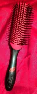 Denman D3 Kiss Brush Black