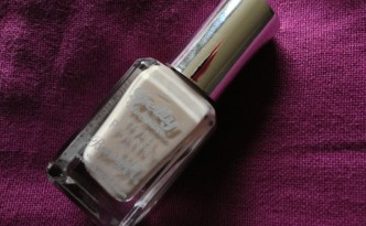 Barry M Gelly Nail Varnish in Lychee (GNP10)