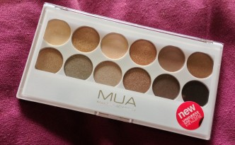 MUA Makeup Academy Undress Me Too Palette (With Swatches)