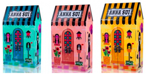 Anna Sui Tin Houses complete with best-selling fragrance