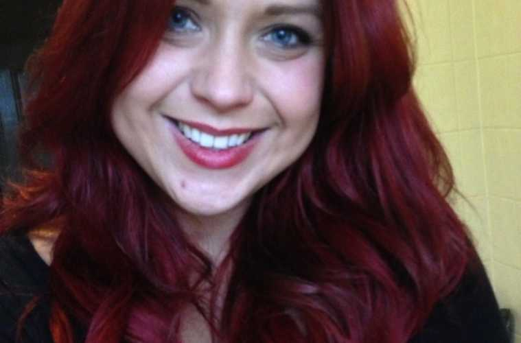 Tutorial How To Colour Your Hair Extensions Red Without Damaging