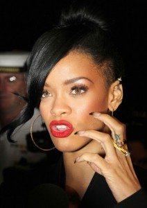 Rihanna Stiletto Nails