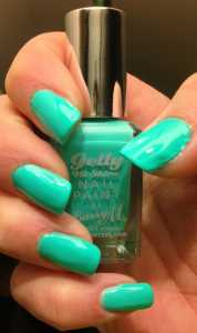 Barry M Gelly Polish in Greenberry GNP12