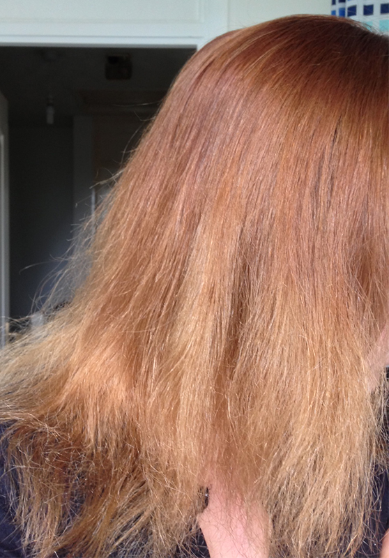 Experiment Tutorial Removing Dye From Your Hair Using