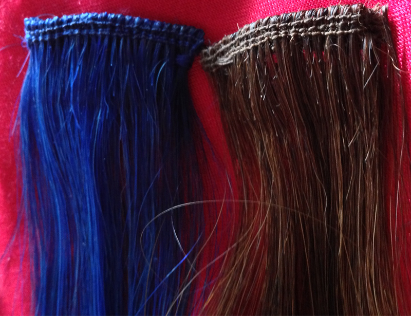 Review Hair Streaks Clip In Hair Extensions By Undercover Glamour