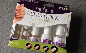 Nailene Ultra Quick Gel Nails Kit