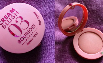 Bourjois Cream Blush Pot 03 Rose Tender