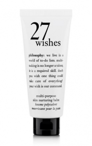 Philosophy 27 Wishes