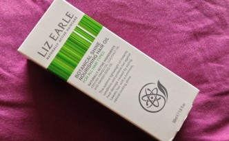 Liz Earle Botanical Shine Nourishing Hair Oil