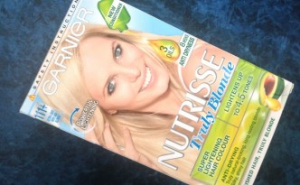 Garnier Nutrisse Truly Blonde Super Lightener 111+ Permanent Hair Colour