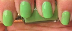 L'Oreal Color Riche Neon Pop: Wasabi Hint (833) - A light green, which is darker than mint  and very flattering with a tan. This colour is for those again who want to have a subtle neon without it being too bright.