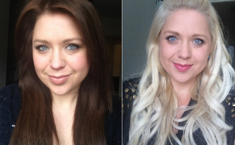 How I Took My Hair From Brown To Blonde (Revised) Part 2  & Toners