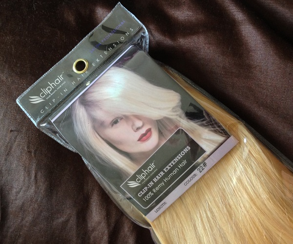 Review cliphair 18 double wefted clip in hair extension light cliphair 18 double wefted clip in hair extension light ash blonde pmusecretfo Choice Image