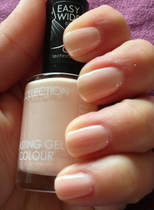 Notd Collection Lasting Gel Colour In Pink Sorbet 14 30somethingmel
