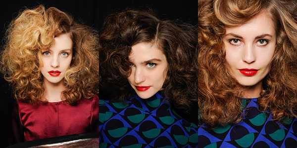 The hair from Marc at Marc Jacobs *source*