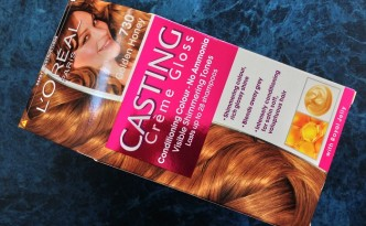 L'Oreal Castings Creme Gloss Golden Honey 730