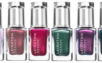 Leighton Denny Expert Nails 'Temptation' Fall Collection 2013