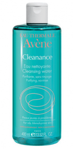 Eau Thermale Avene Cleanance Cleansing Water