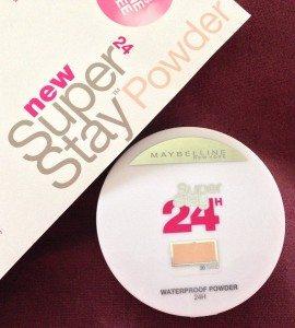 Maybelline SuperStay 24Hour Powder