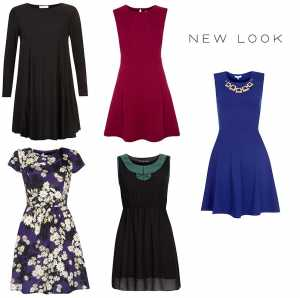 New Look Top 5 Day Dress Choices