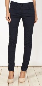 Jasper Conran Designer navy skinny fit jeans £40.00