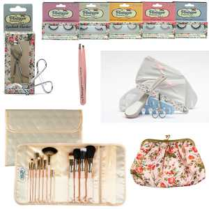 The Vintage Cosmetics Company - Head To Toe Gift Set