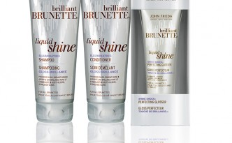 JF Brilliant Brunette Liquid Shine