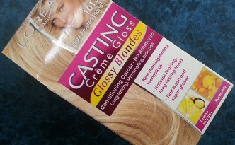 L'Oreal Casting Creme Gloss Light Frosted Blonde 1013
