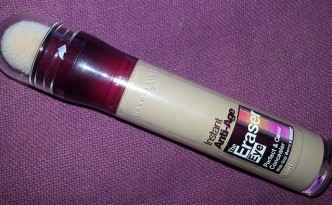 Maybelline The Eraser Eye Treatment and Concealer